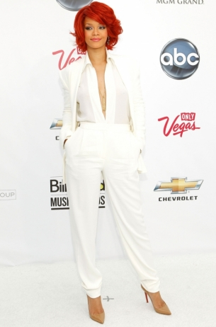 2011 Billboard Müzik Ödülleri –En Şık Ünlüler