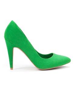 Zara 2011 Yaz-Renkli Ayakkabı Modelleri